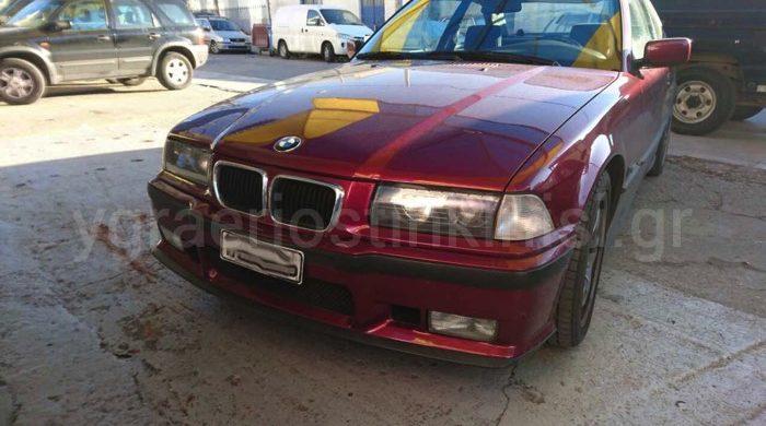 BMW 316is E36